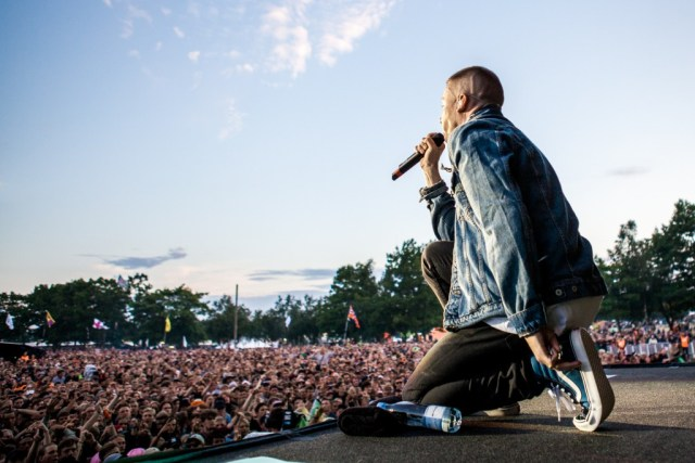 Macklemore & Ryan Lewis, Roskilde Festival, Orange, RF16