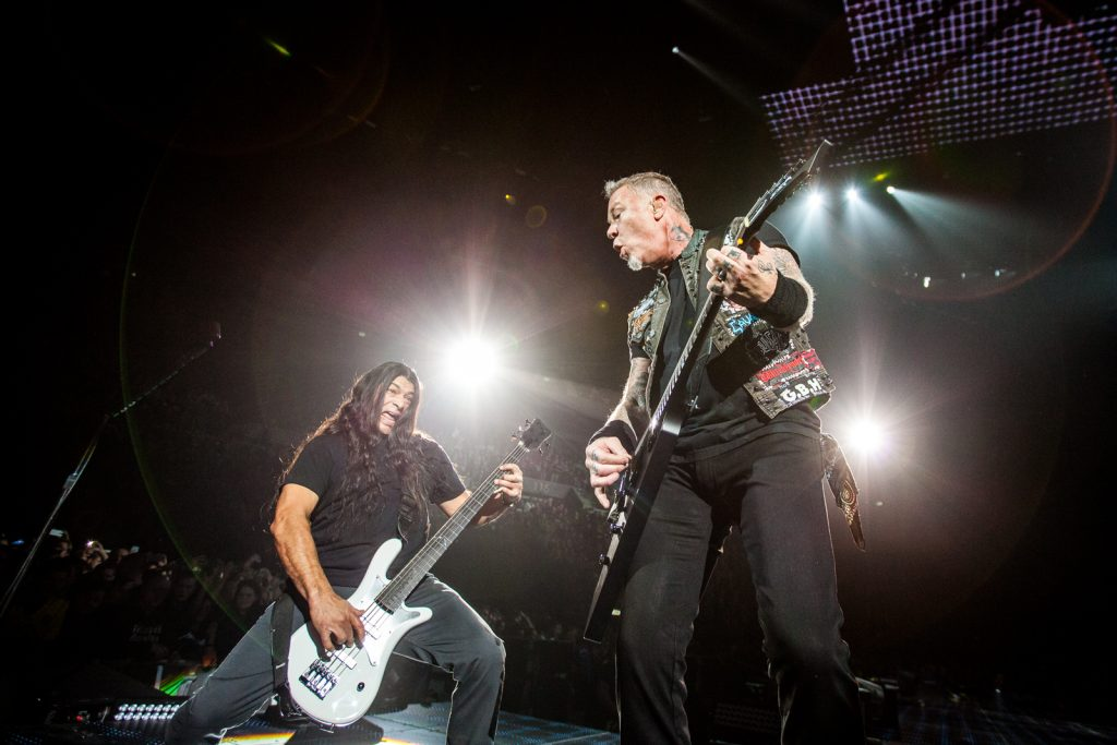 Metallica, Royal Arena