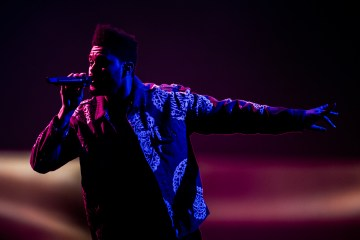 The Weeknd, Royal Arena