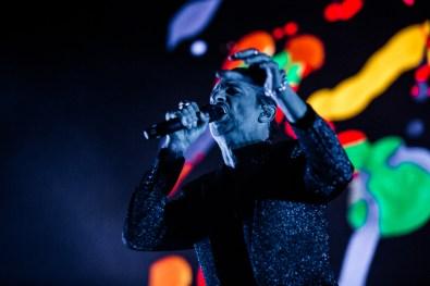 Depeche Mode, Parken