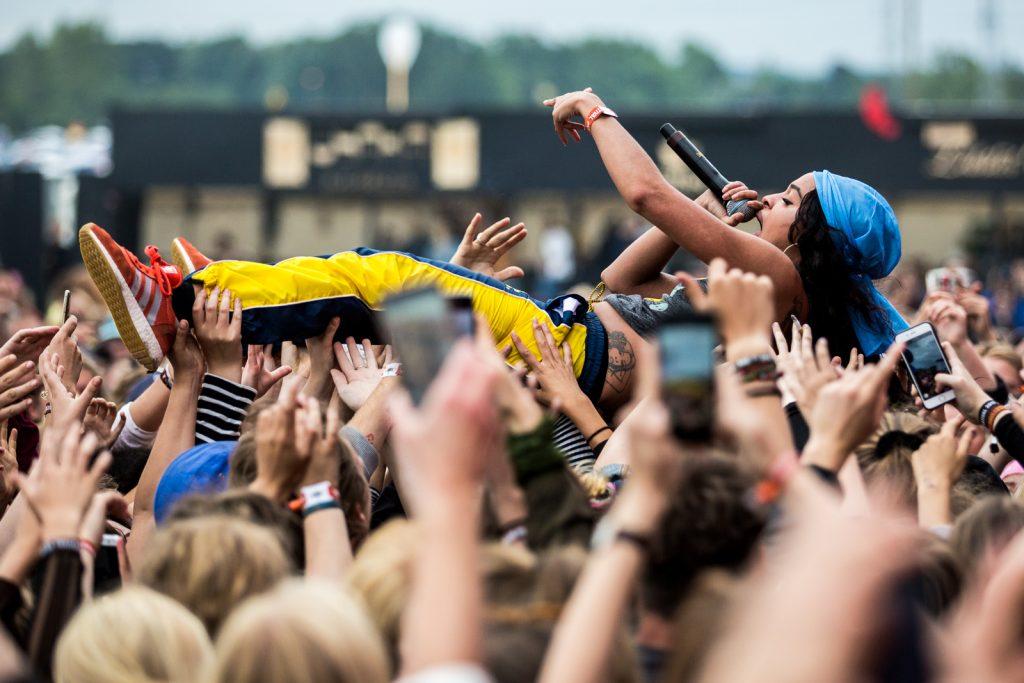 Princess Nokia, Roskilde Festival, RF17, Apollo