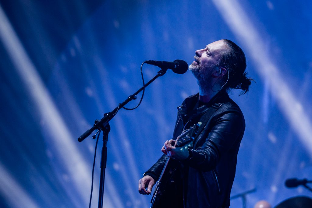 Radiohead, NorthSide, Blue Stage, NS17