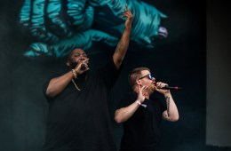 Run The Jewels, NorthSide, Green Stage, NS17