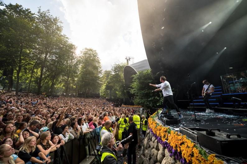 Rasmus Seebach, Smukfest, Smuk2017, Bøgescenerne