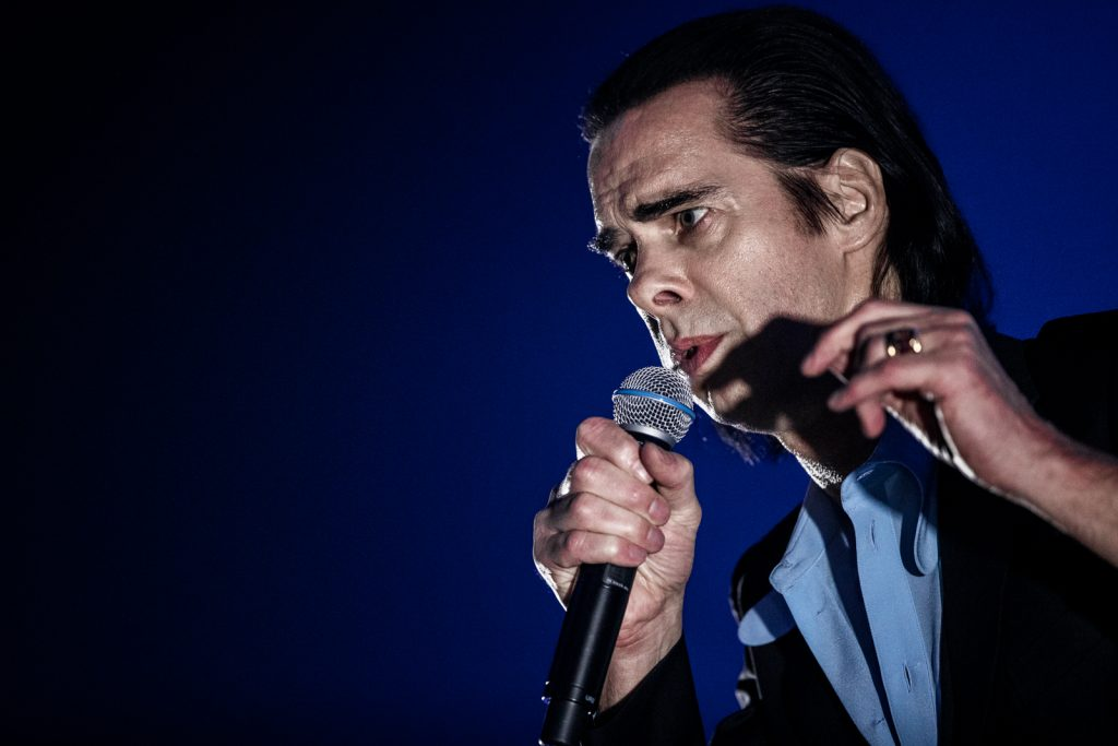 Nick Cave, Nick Cave & The Bad Seeds, Royal Arena