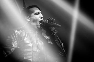 Marilyn Manson, Kulturvæftet