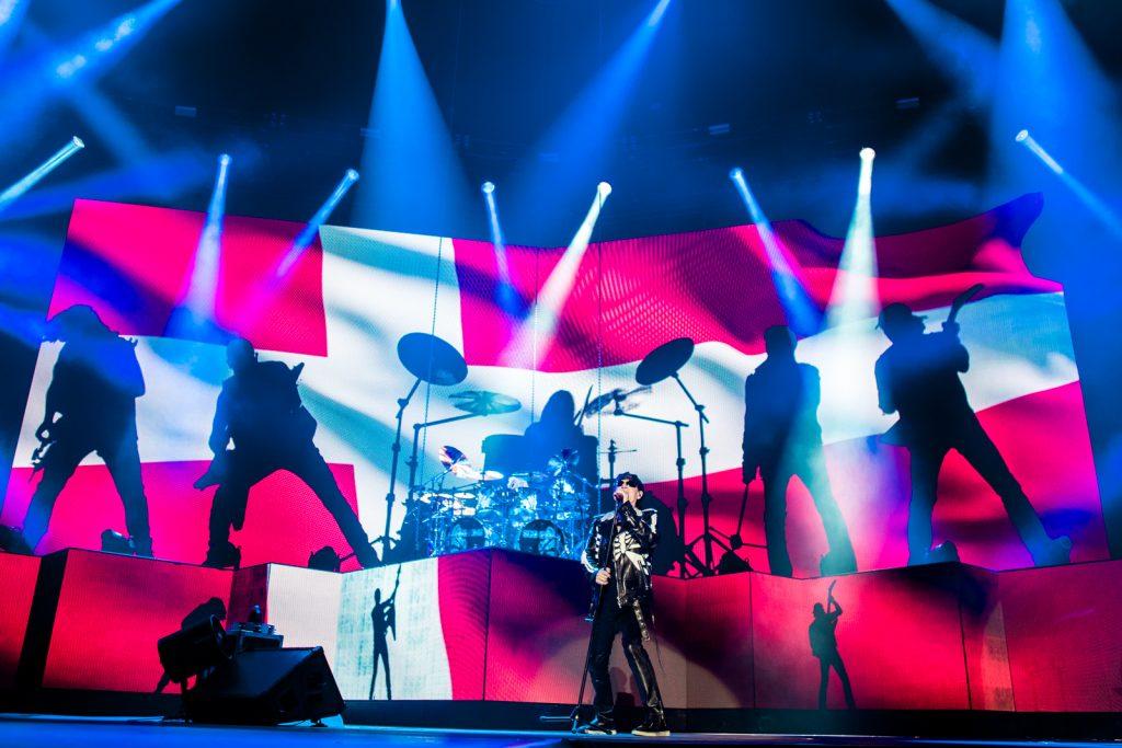Scorpions, Royal Arena