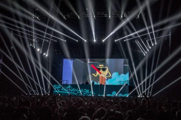 The Chainsmokers, Royal Arena