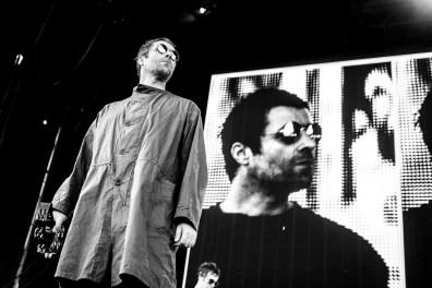Liam Gallagher, NorthSide, NS18, Blue Stage