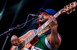 Thundercat, NorthSide, NS18, Red Stage