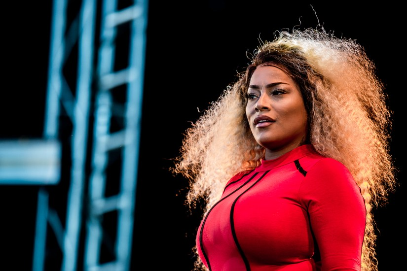 Stefflon Don, Roskilde Festival, RF18, Apollo