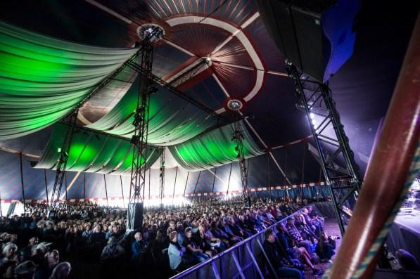 Gentlemen´s Circle, Telt 1, Tønder Festival