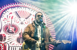 The Mavericks, Open Air, Tønder Festival,
