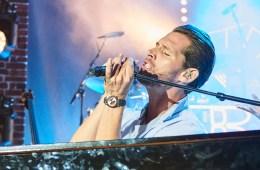 Rasmus Seebach, Fredagsrock i Tivoli