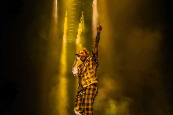 Post Malone, Royal Arena