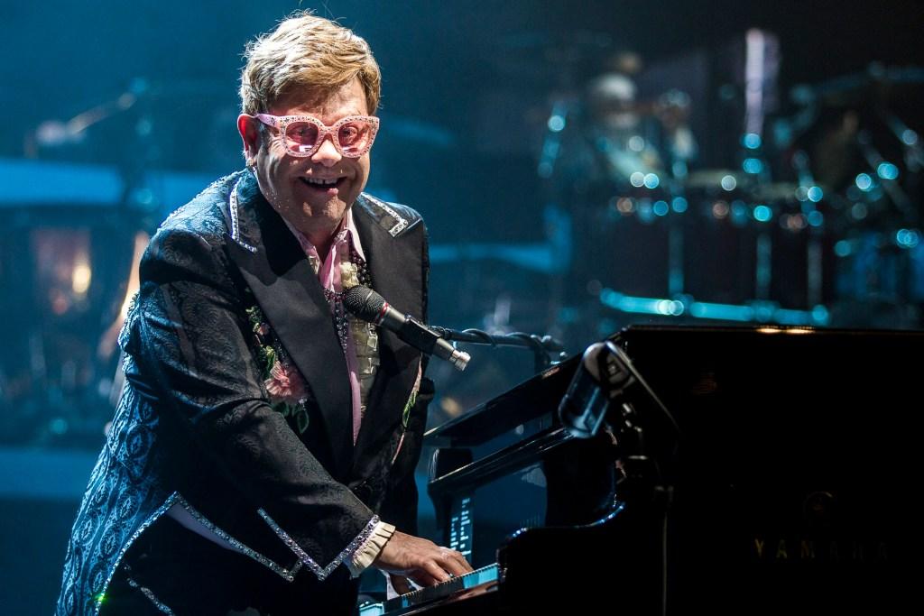 Elton John, Royal Arena