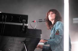 Charlotte Gainsbourg, Heartland Festival, Highland Stage