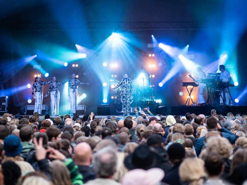 Jada, Heartland Festival, Highland Stage