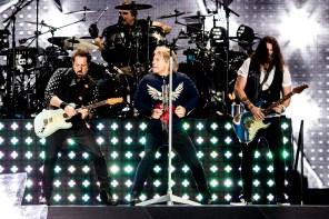 Bon Jovi, Slagmarken