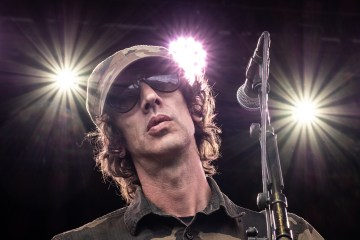 Richard Ashcroft, Heartland Festival, Greenfield Stage