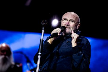 Phil Collins, Ceres Park
