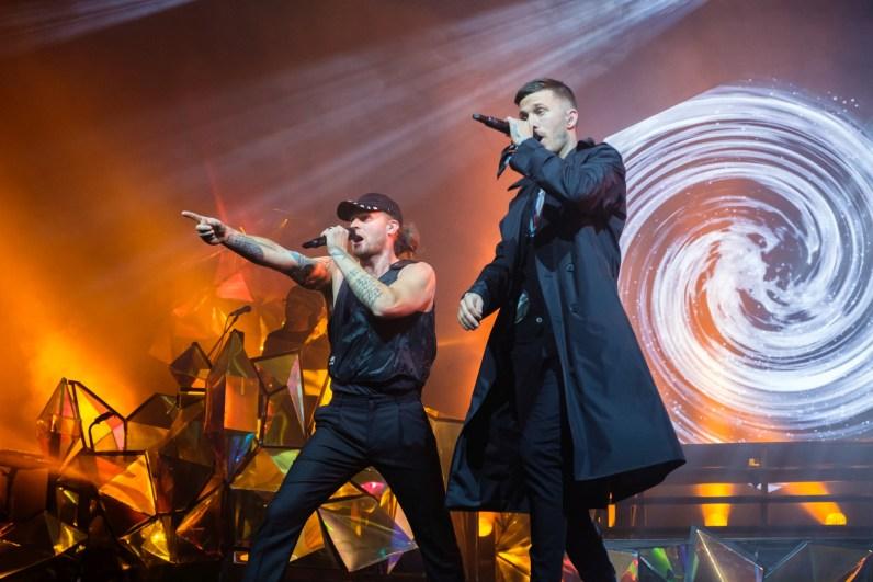 Nik og Jay, KB Hallen