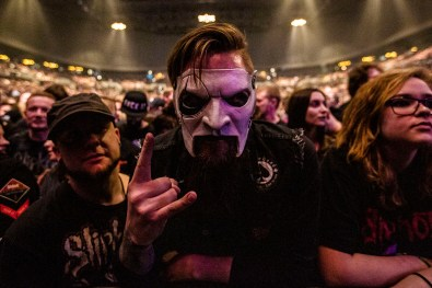 Slipknot, Royal Arena