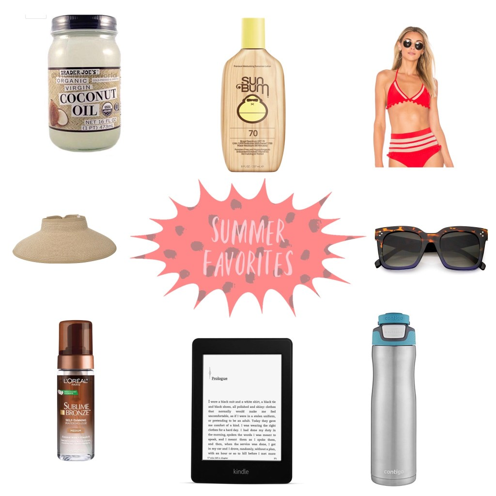 #summerfavorites #summer #summerfinds #mytop8favoritesummeressentials | Poplolly co.