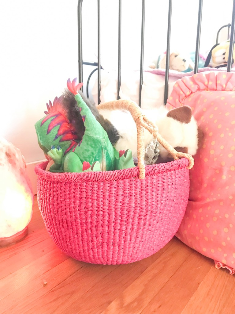 #baskets #organizationideas #kidstorage #playroomideas #readyforschool | Poplolly co.