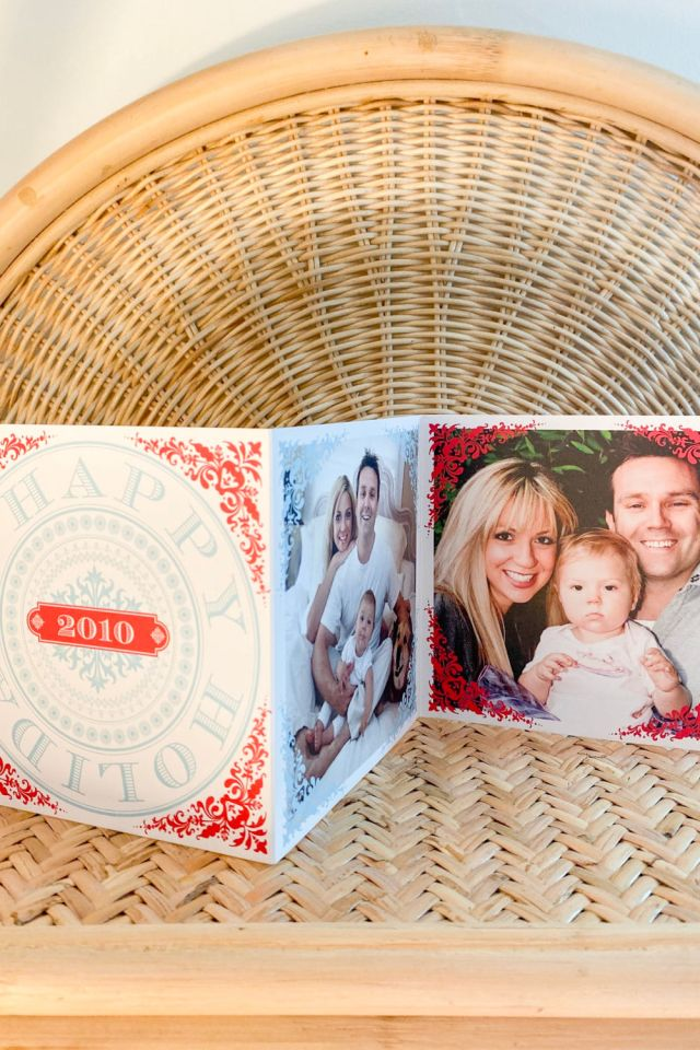 Unique Christmas photo card ideas for the whole family | Poplolly co