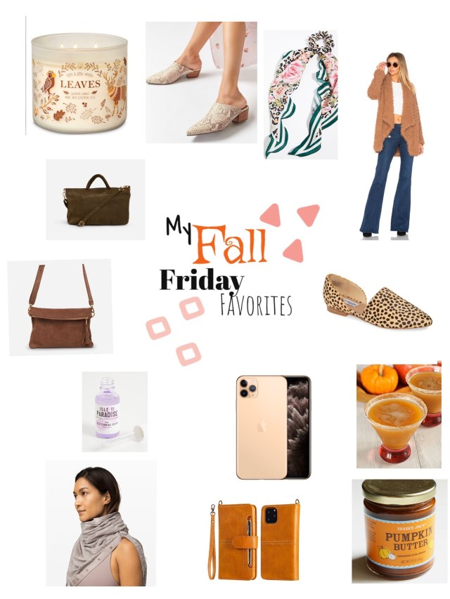 My Friday Fall Favorites | Poplolly co