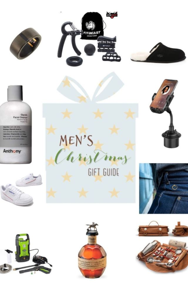 Men's Christmas Gift Guide 2019 | Poplolly co