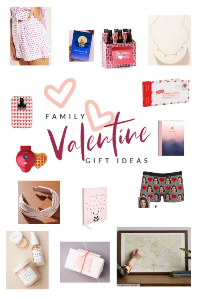 unique valentine gift ideas for everyone in the family | Poplolly co
