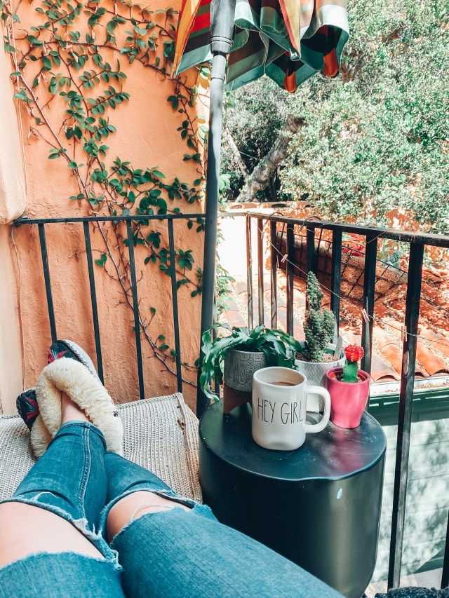 balcony inspiration | Poplolly co