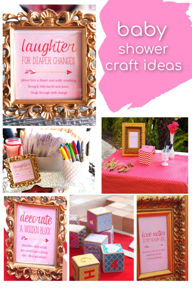 baby shower craft ideas | Poplolly co
