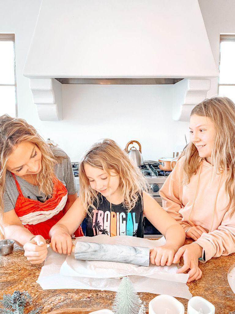 christmas craft ideas for kids | Easy salt dough recipe | Poplolly co