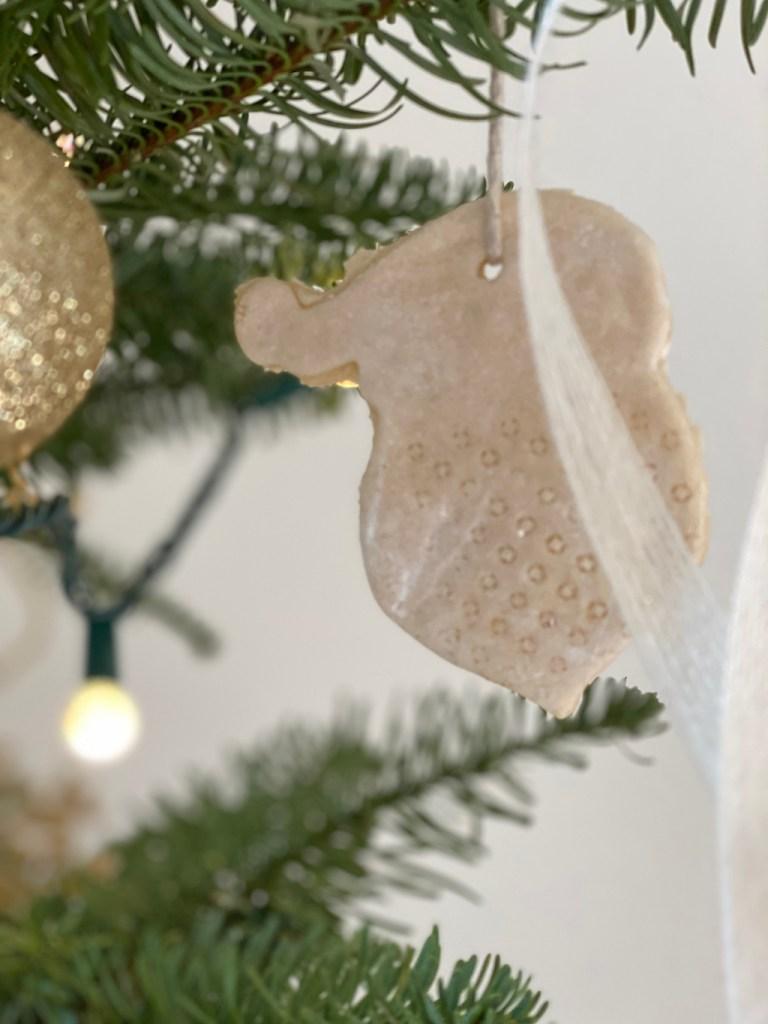 homemade salt dough ornament | diy christmas ornaments | Poplolly co
