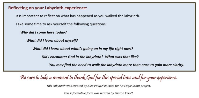 reflection labryinth 2
