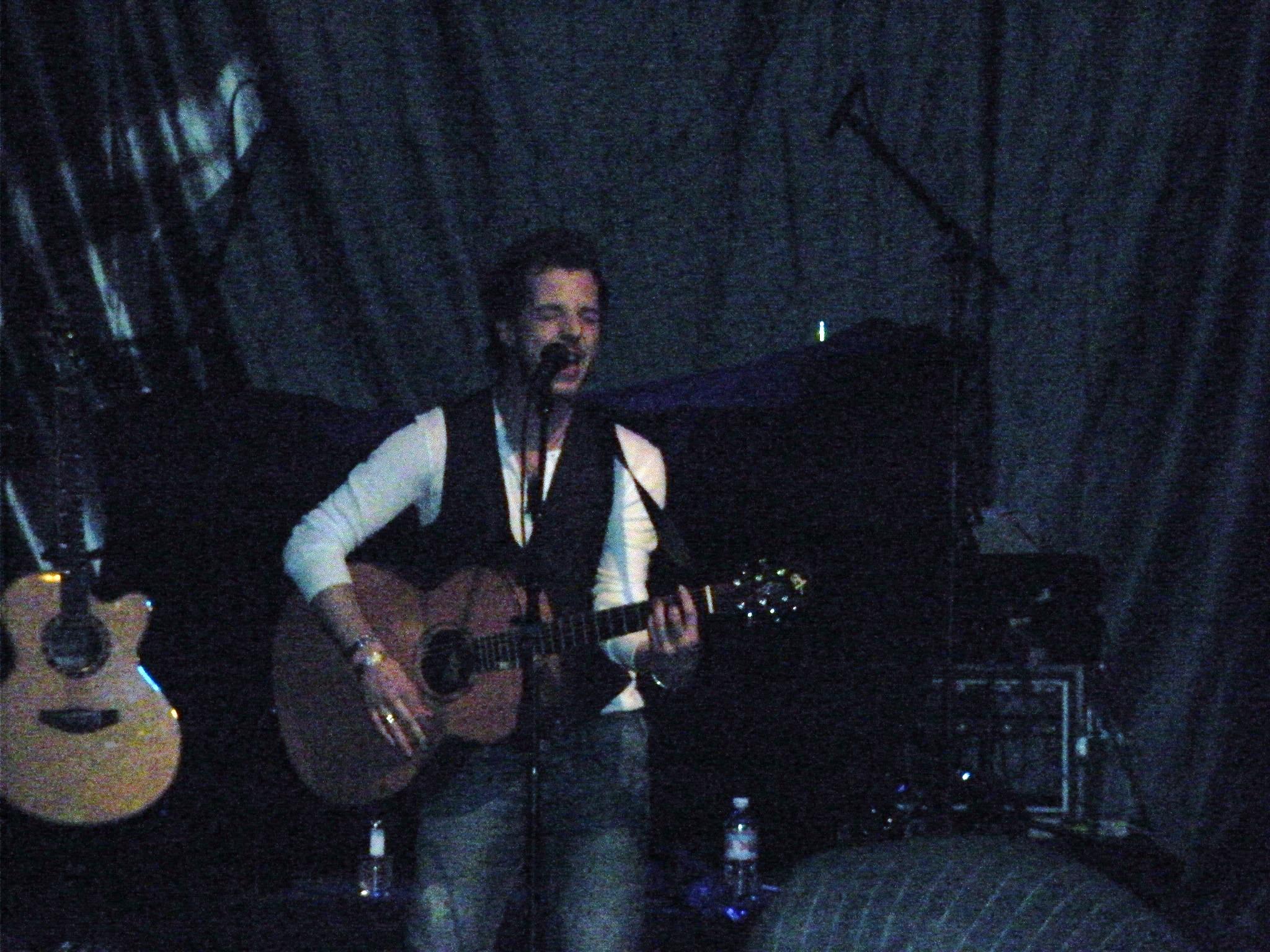 James Morisson Guitar