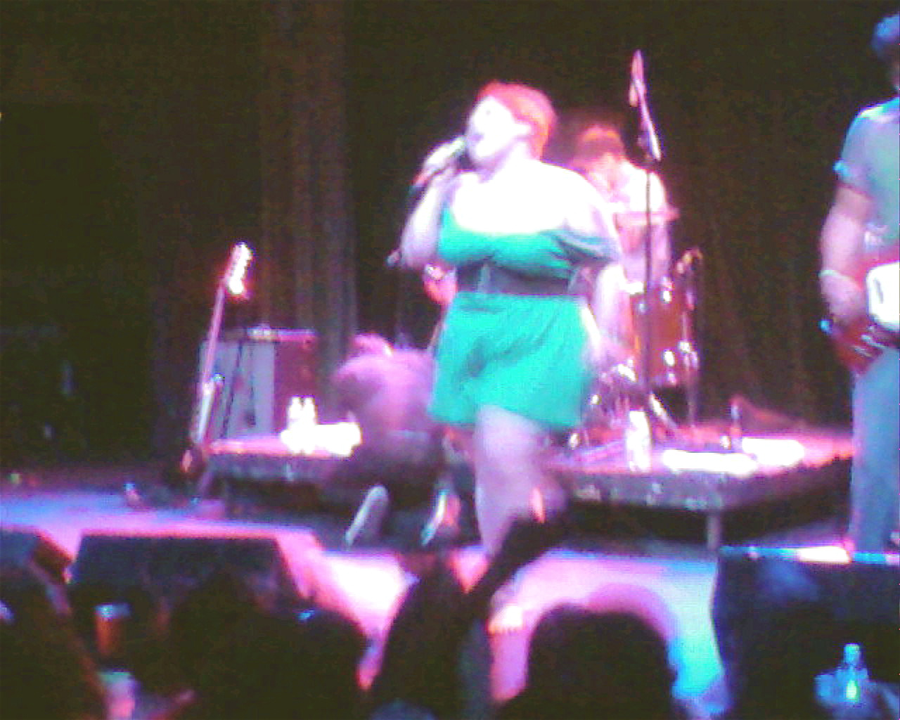Beth Ditto Live