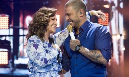 Maria Rita e Diogo Nogueira. Foto: Divulgação
