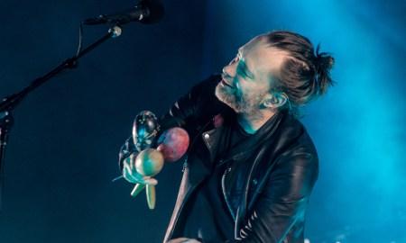 Radiohead. Foto: Divulgação