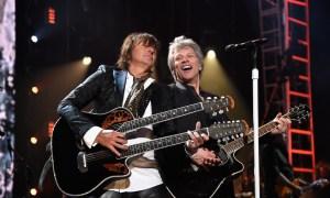 Bon Jovi. Foto: Reprodução/Instagram