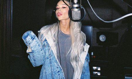 Ariana Grande. Foto: Reprodução/Instagram.