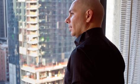 Pitbull. Foto: Reprodução/Instagram.