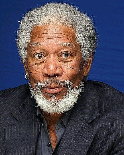Morgan Freeman. Foto: Reprodução/Instagram (@morganfreeman)