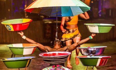 Cirque África. Foto: Divulgação