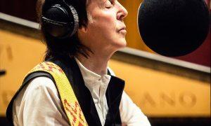 Paul McCartney. Foto: Reprodução/Instagram