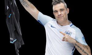 Robbie Williams. Foto: Reprodução/Instagram (@robbiewilliams)