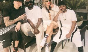Black Eyed Peas. Foto: Reprodução/Instagram (@fergie)